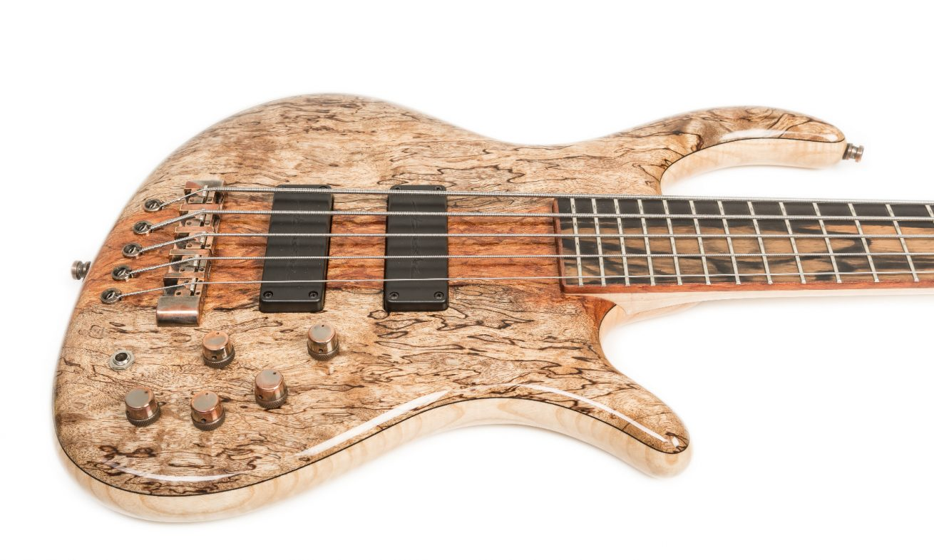 Schack Unique Custom Bass 5-String Body