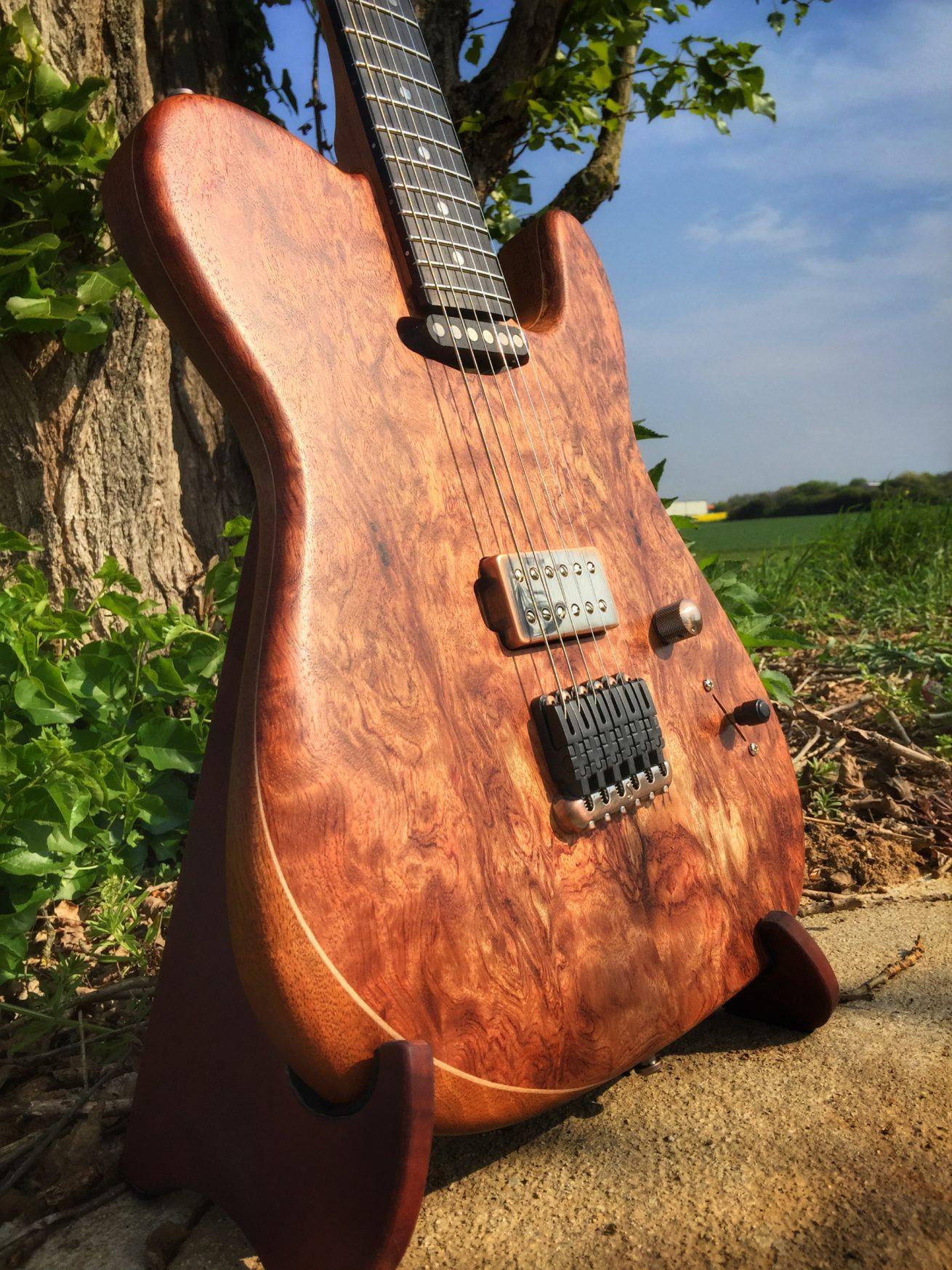 Schack T-Style Custom Guitar