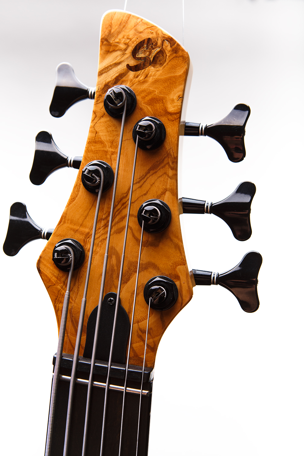 Schack Unique headstock