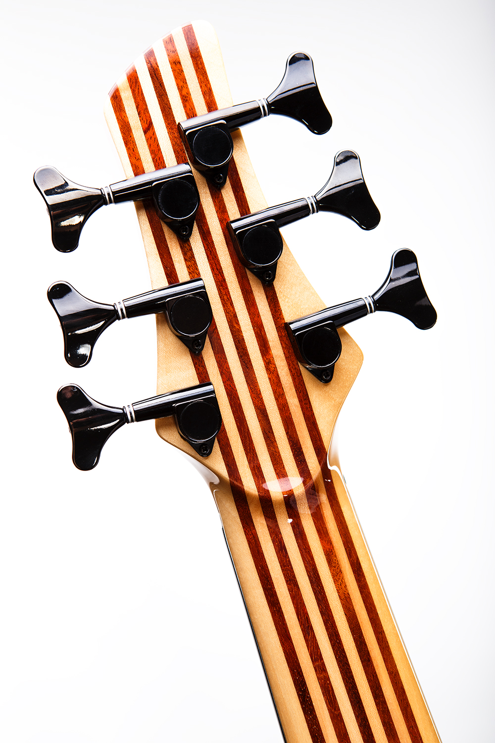 Schack Unique headstock back